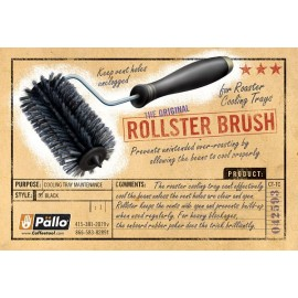 Pallo Rollster for cooling roasted beans