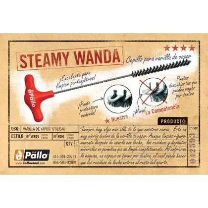 PALLO GREEN STEAMY WANDA 6MM