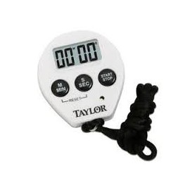 Cronómetro Digital Taylor Pro Chef's Timer 5816N
