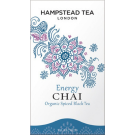 Hamstead Energy Black Chai