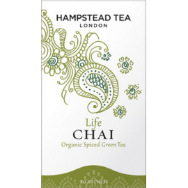 Hampstead Life Green Chai