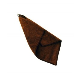 Microfiber towel with a hook for barista Crema Pro