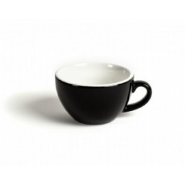 ACME Taza Negra Cappuccino 190ml