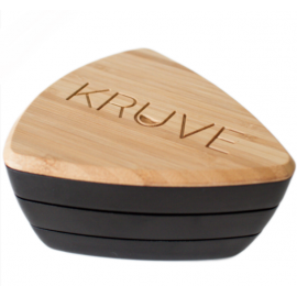 KRUVE SIFTERS WITH 6 SIEVES BLACK