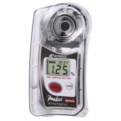 ATAGO Digital Pocket Refractometro PAL-COFFEE (BX/TDS)