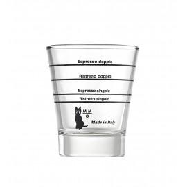 vaso medidor en vidrio Motta