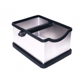 CAFELAT CAFE KNOCKBOX STAINLESS STEEL