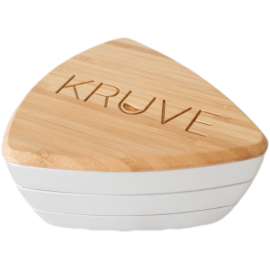 KRUVE SIFTERS CON 12 TAMICES PLATA
