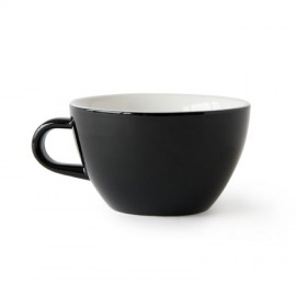 ACME Taza EVO Negra Latte 280ml