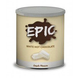 EPIC WHITE HOT CHOCOLATE 2KG