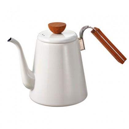 Jarra de café Hario Bona 800ml Blanca