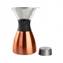 Cafetera portátil ASOBU pour over cobre