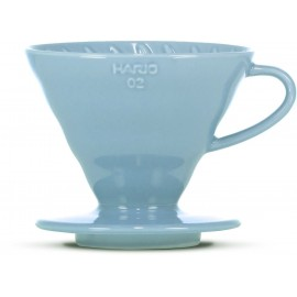 V60 02 Ceramic Dripper Azul