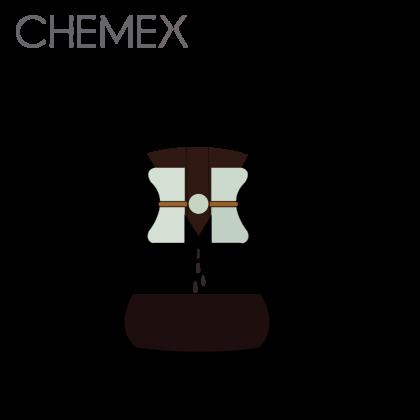 Chemex 8 clasica