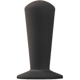 Pomo negro Luce Espresso Gear