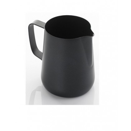 Black Teflon pitcher 0.35L