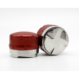 Distribuidor Studio Barista rojo 58mm ladrillo