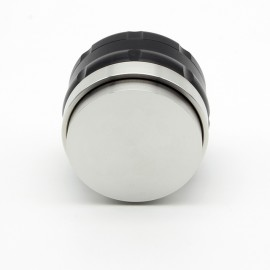 SB Tamper/Distribuidor negro 58mm base plana