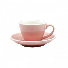 TAZA & PLATO EPIC LATTE ROSA 150ML