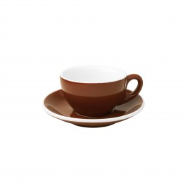 TAZA & PLATO EPIC FLAT WHITE CARAMEL 150ML