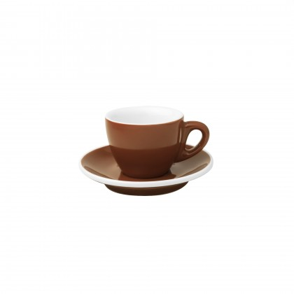 TAZA & PLATO EPIC LATTE CARAMELO 70ML