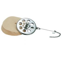filtro sifón adaptador