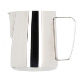 BARISTA HUSTLE MILK JUG POLISHED STEEL 0.6L