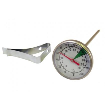 Termómetro con clip MOTTA