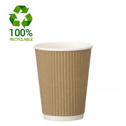 Paper Cup - 12 OZ: Triple