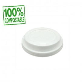 TAPA COMPOSTABLE 240ML