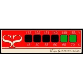 Termómetro adhesivo Attento