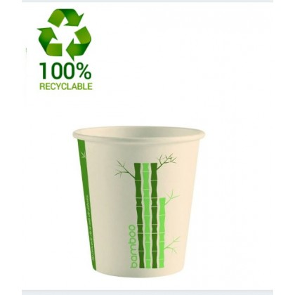 VASO PAPEL BAMBÚ 240ML