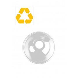 Tapas plastico PET 16 oz