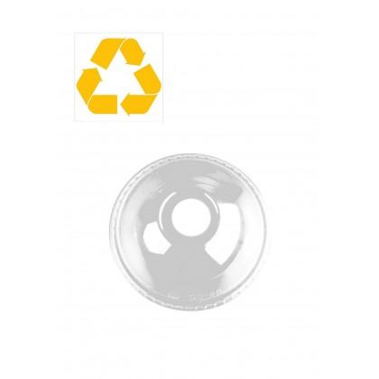 Tapas plastico PET 16 oz -...