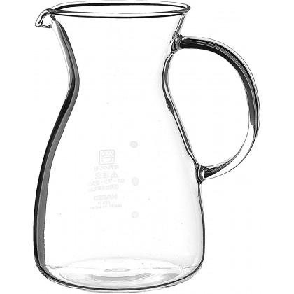 HEATPROOF GLASS DECANTER 600ML