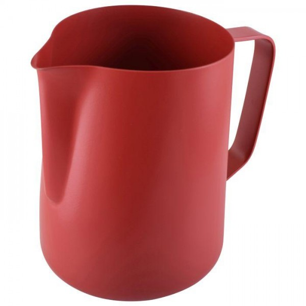 Red teflon pitcher 1L