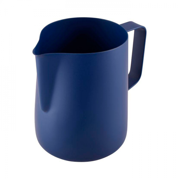 Blue Teflon pitcher 0.60L