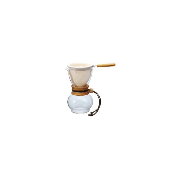 HARIO WOODEN DRIP POT 1 CUP