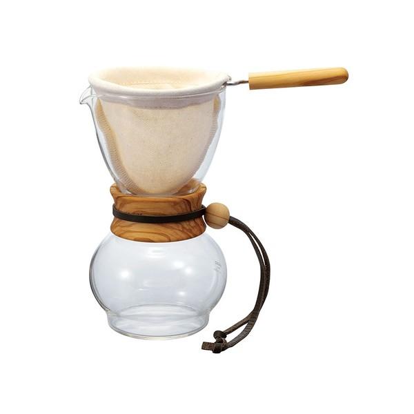 HARIO WOODEN DRIP POT 3 CUP