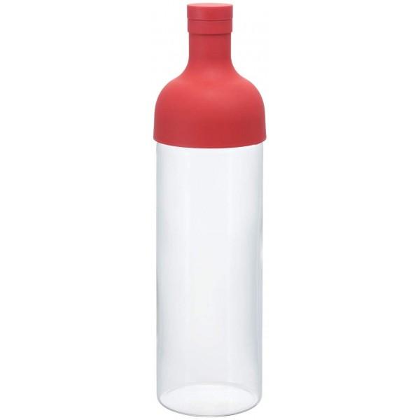 Botella con filtro de hario...
