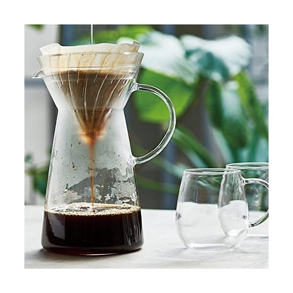 Hario V60 Glass Iced Coffee...