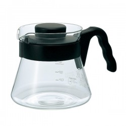HARIO COFFEE JUG BLACK 450ML