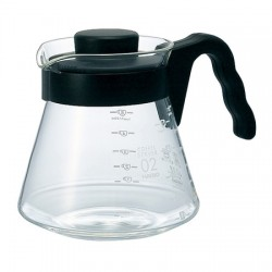 HARIO COFFEE JUG BLACK 700ML