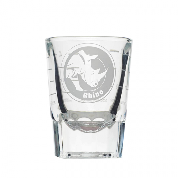 RHINOWARE SHOT GLASS 60ML