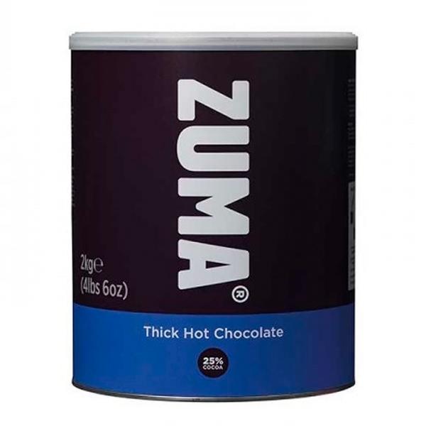 ZUMA THICK HOT CHOCOLATE 2KG
