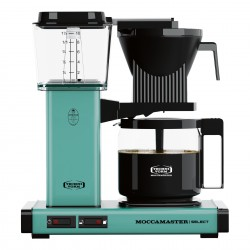 MOCCAMASTER SELECT TURQUOISE