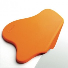 Cafelat orange silicone tamping mat