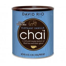Chai latte Vainilla David del Rio