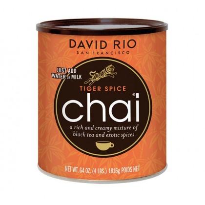 Chai latte Tiger Spice