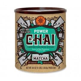 Chai latte Matcha